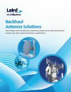 Backhaul Antenna Solutions