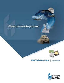 Download MMIC Selection Guide 2019