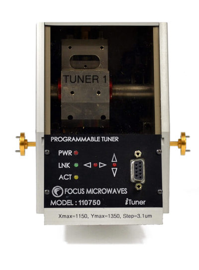 Focus Microwaves Waveguide Tuner